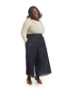 Julie Plus Size Wide Leg Pants