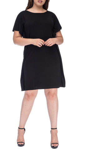 Rafferty Dolman Dress