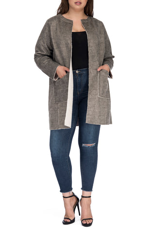 Anja Shearling Coat