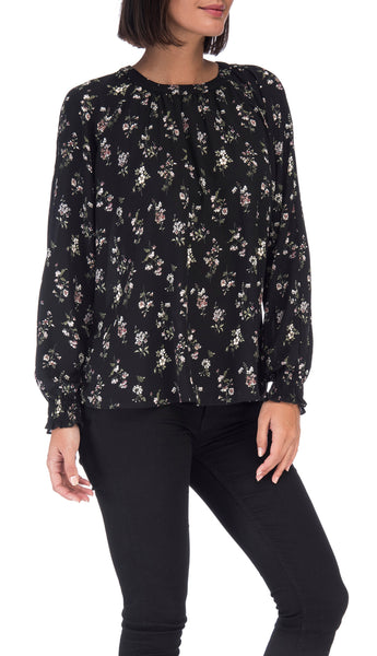 Kayla Long Sleeve Blouse