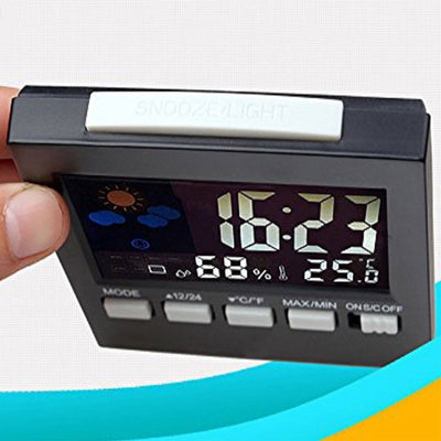 Alarm Clock Kids LCD Screen