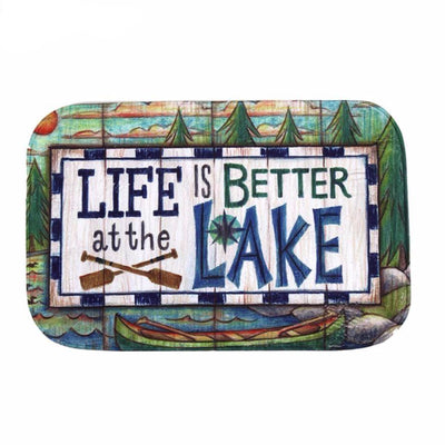 Life at Lake Welcome Mat