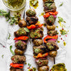 Whole30 Chimichurri Steak & Potato Kabobs