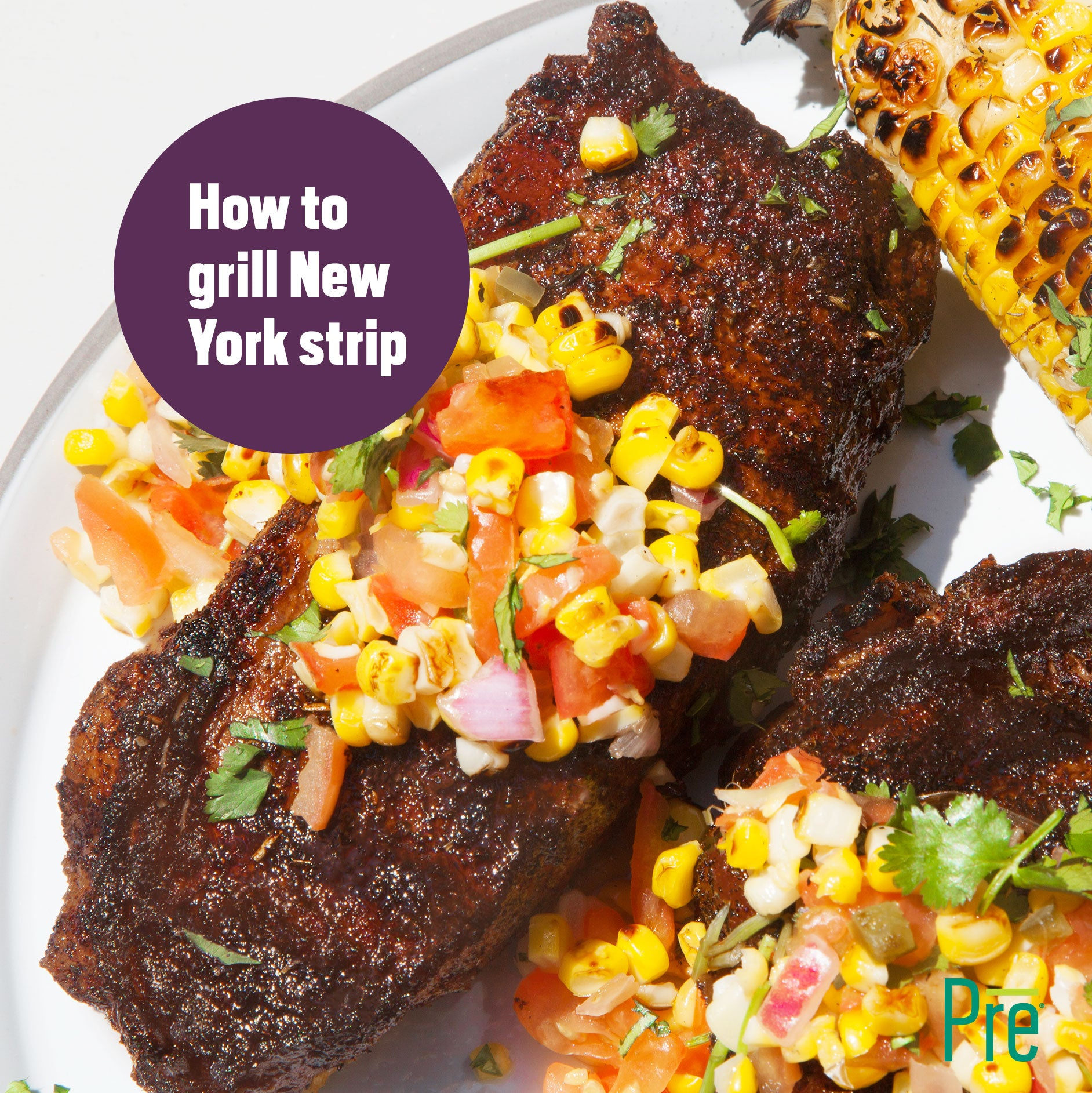 How To Grill New York Strip Steak Pre