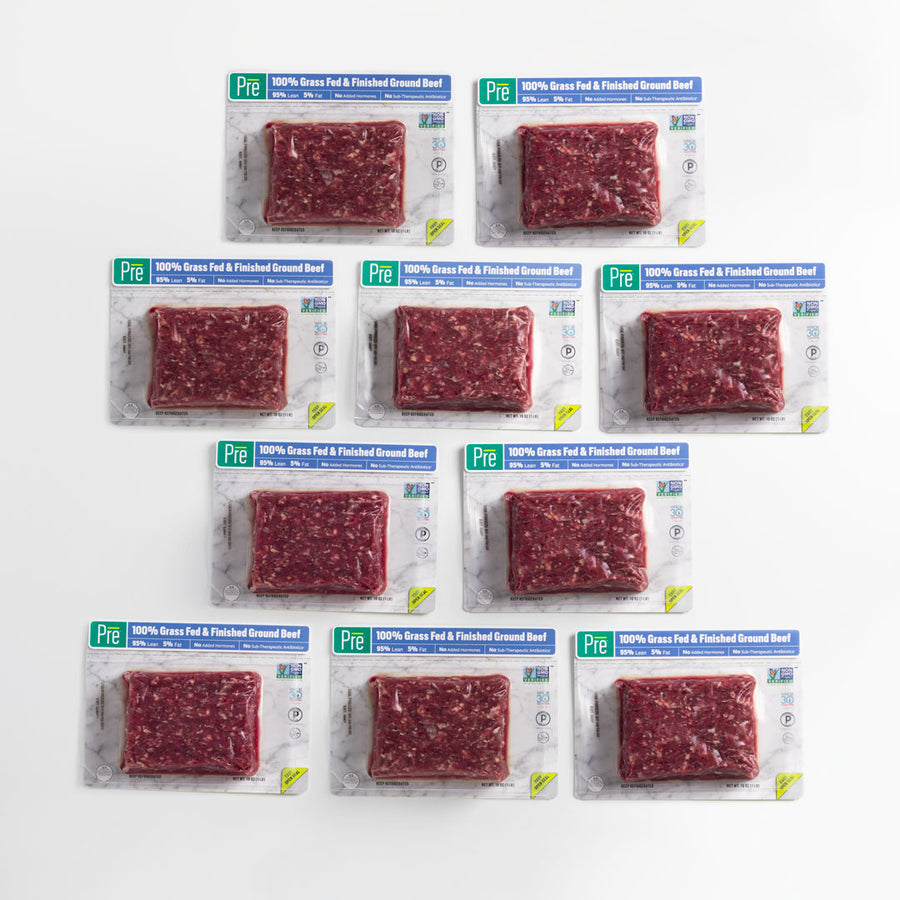 95% Lean Ground Beef - 10 Pack