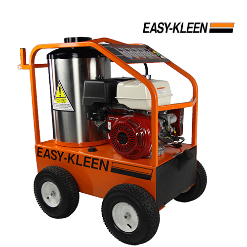 Easy Kleen 4000 PSI 3.5 Gas Hot Water Pressure Washer with Honda Engine and Electric Start EZO4035G-H-GP-12