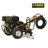 Landa 3500 PSI 4.7 GPM Gas Cold Water Pressure Washer Engine View PG5-35224E
