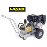 Landa HD 3.0/27 G Gas Cold Water Pressure Washer Engine View