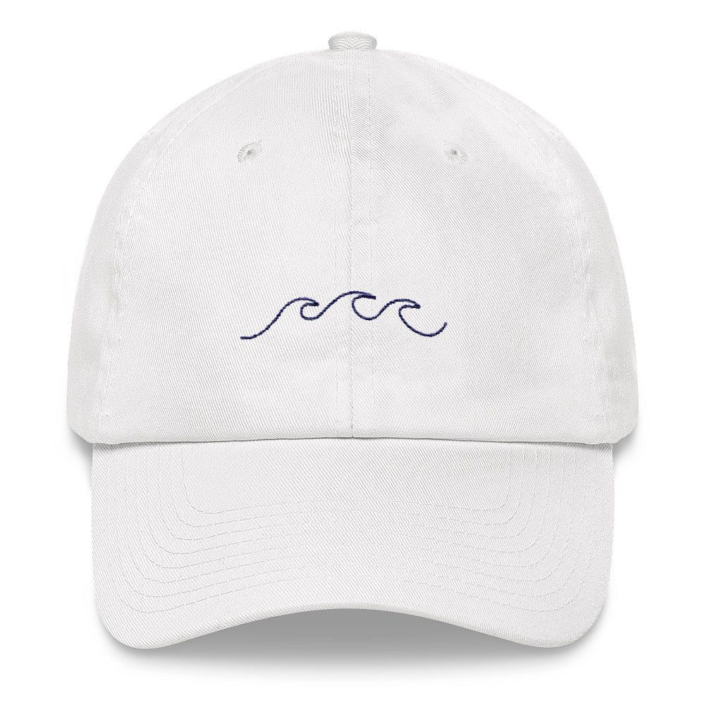 Waves dad cap - Sea Through Love