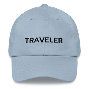 Traveler dad cap - Sea Through Love
