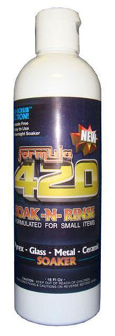 Formula 420 - Soak & Rinse Cleaner