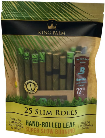 King Palm - Slim 25ct