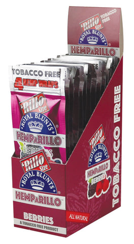 Royal Blunts - Hemparillo 3pk