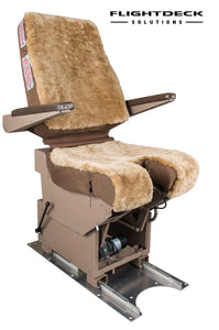 FDS-CREWSEAT-TAN-CAPT-J