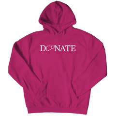 DONATE LIVER HOODIE W'S