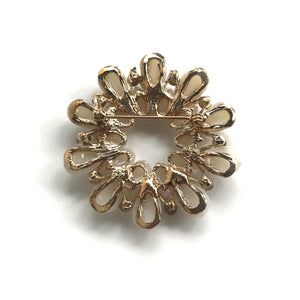 Tear Pearls Brooch