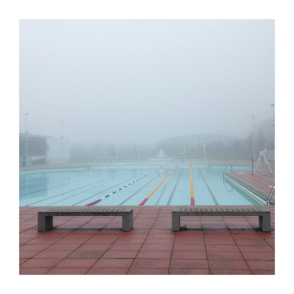 Winter at the lido