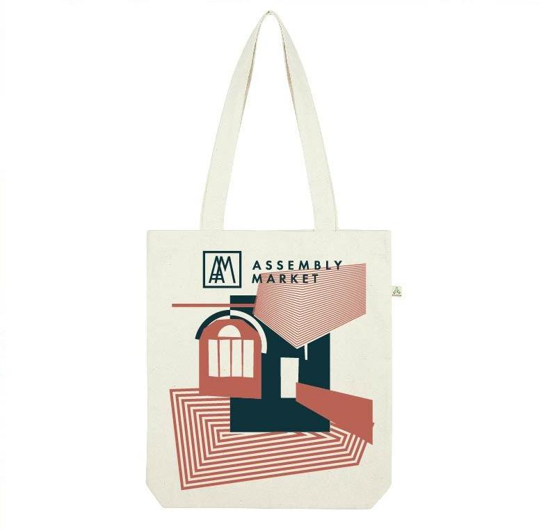 The Assembly Market Tote Bag