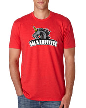 Red Unicorn Warrior Shirt