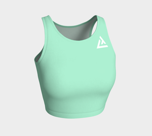 ATA Athletic Crop (Mojito)