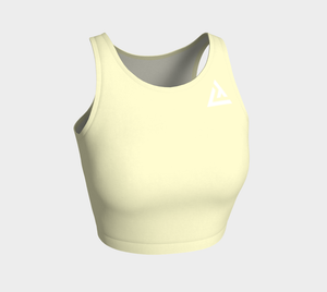 ATA Athletic Crop (Cream)