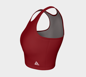ATA Athletic Crop (Blazing Red Lvl 2)