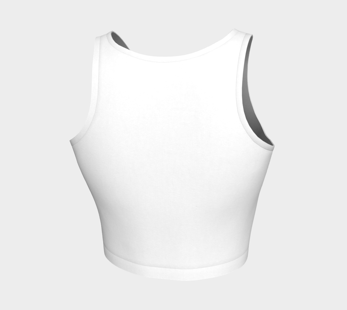 ATA Athletic Crop (Simple)
