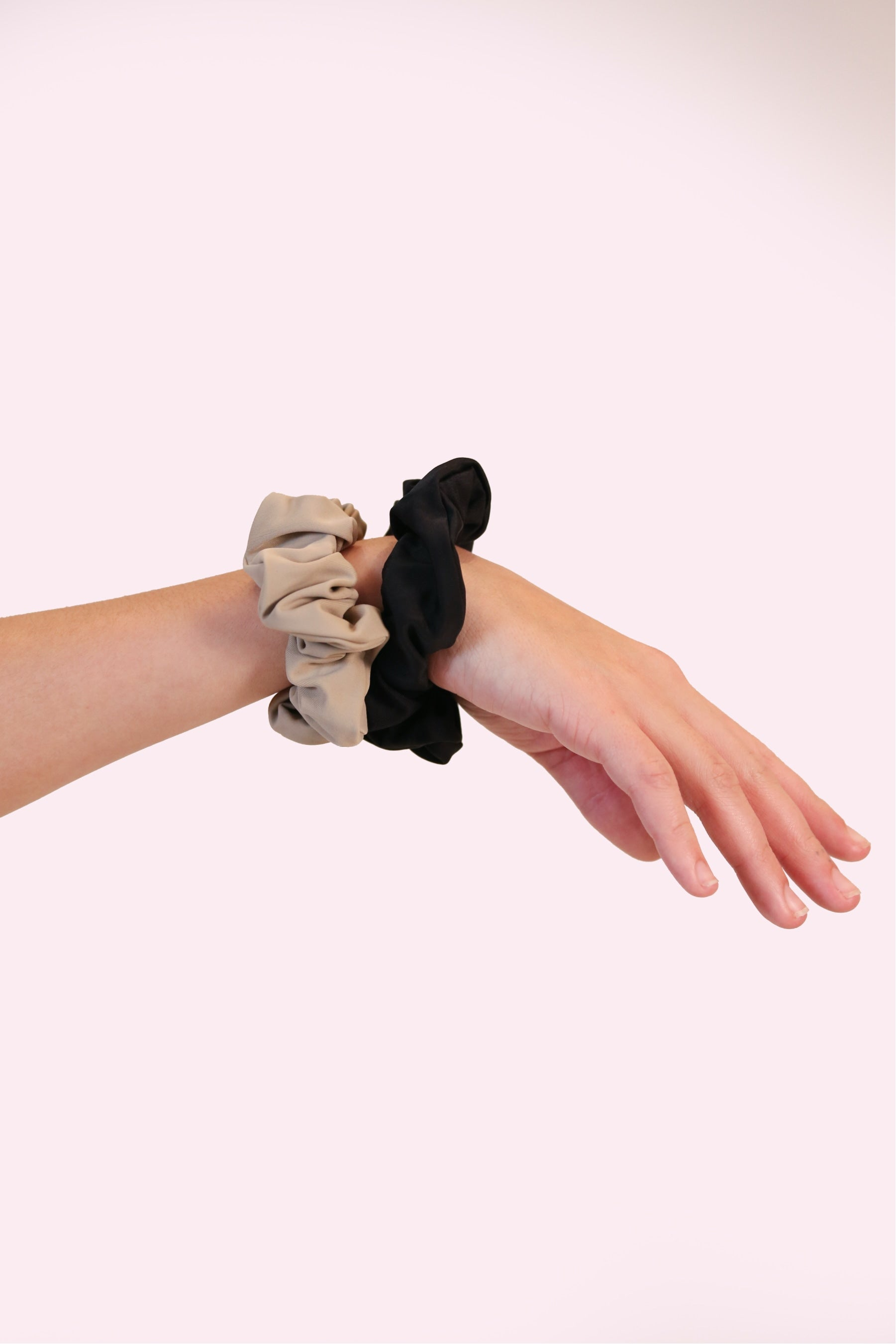 the eco scrunchie