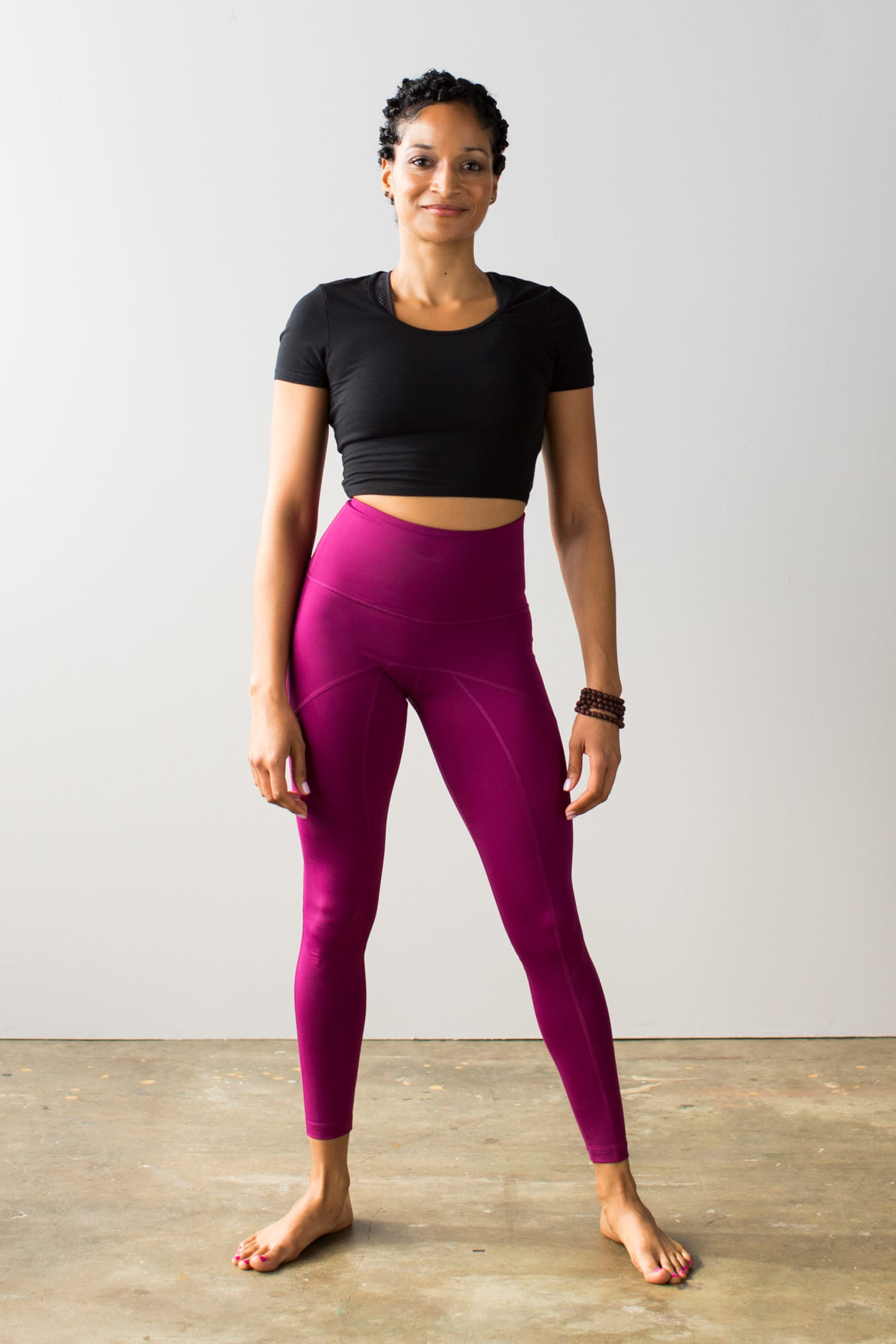 the kickstarter extra hi-rise legging
