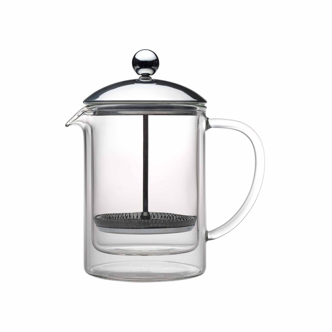teaposy double-walled glass french press