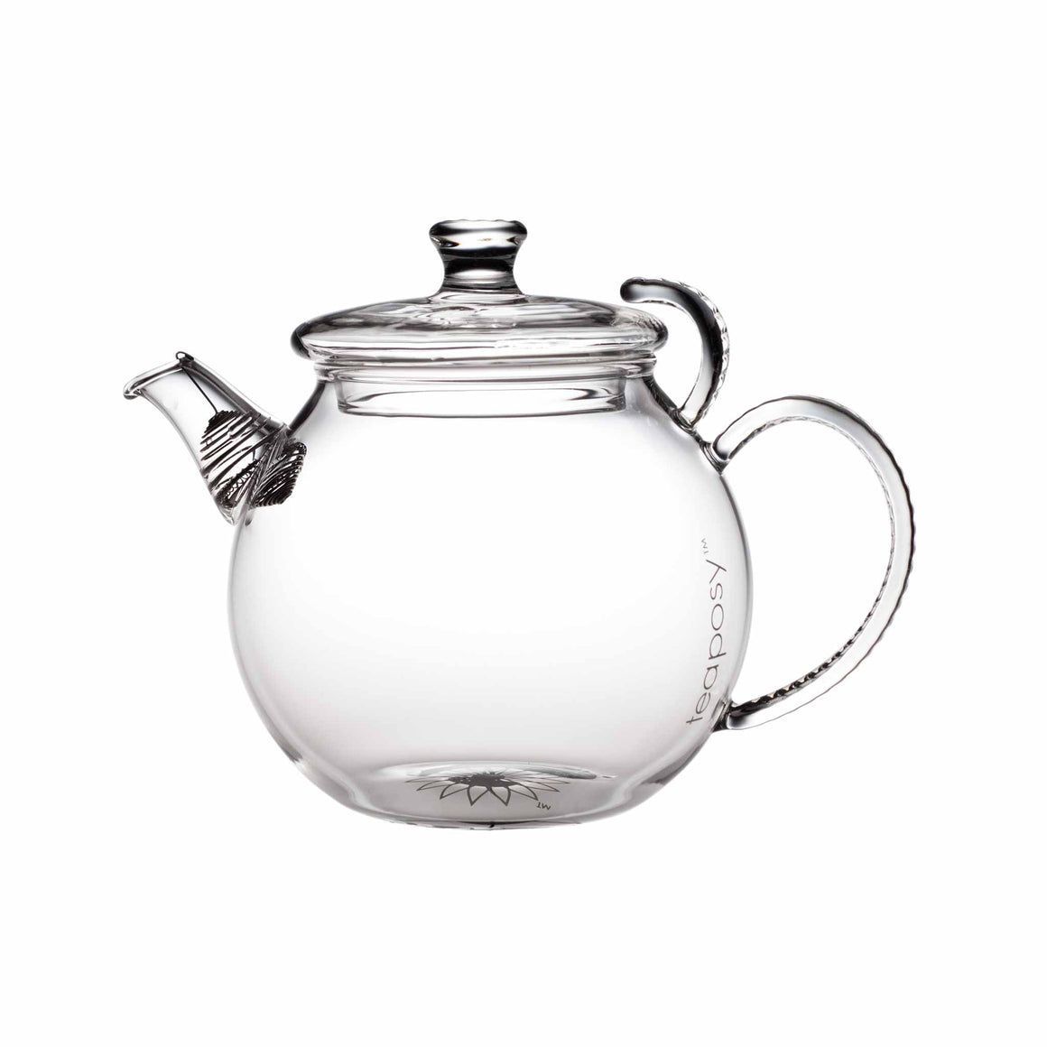 teaposy daydream glass teapot, heat resistent