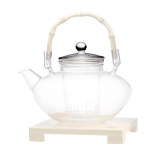 Teaposy tea-for-more glass teapot lid