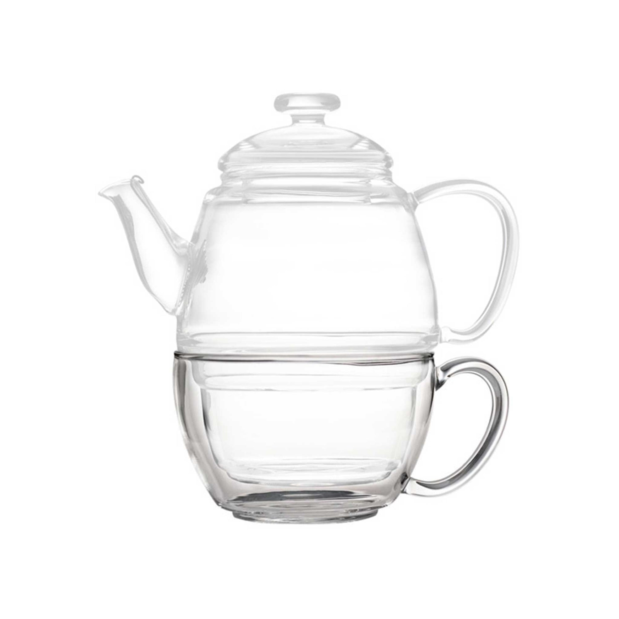 Glass tea cup replacment for the Teaposy charme posy gift set