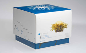 Teaposy let it snow flowering tea with coconut flakes, 6 in a box