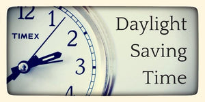 Tips for Dealing with the End of Daylight Savings