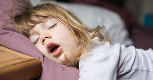 Snoring and mouth breathing in children.