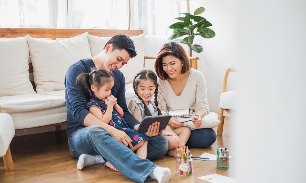 Advice for Creating a Positive Family Environment at Home