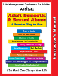 Life Management Skills for Adults: Domestic & Sexual Abuse (Book 3) - Instructor's Manual