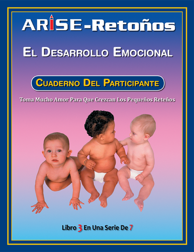 Sprouts: Emotional Development (Book 3) - Learner's Workbook (Spanish version)