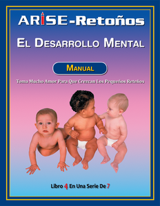 Sprouts: Mental Development (Book 4) - Instructor's Manual (Spanish version)