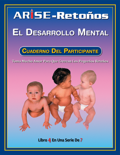 Sprouts: Mental Development (Book 4) - Learner's Workbook (Spanish version)
