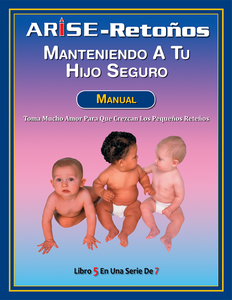 Sprouts: Keeping Your Child Safe (Book 5) - Instructor's Manual (Spanish version)