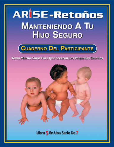 Sprouts: Keeping Your Child Safe (Book 5) - Learner's Workbook (Spanish version)