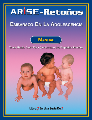 Sprouts: Pregnancy in Adolescence (Book 7) - Instructor's Manual (Spanish version)