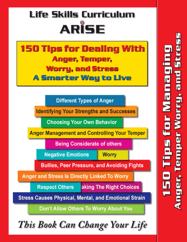 150 Tips for Dealing With Anger, Temper and Stress