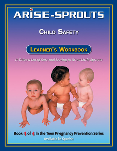 Sprouts: Child Safety (Book 4) - Learner's Workbook