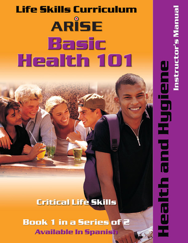 Basic Health 101: Health and Hygiene (Book 1) - Instructor's Manual