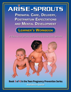 Sprouts: Prenatal Care and Delivery (Book 1) - Learner's Workbook