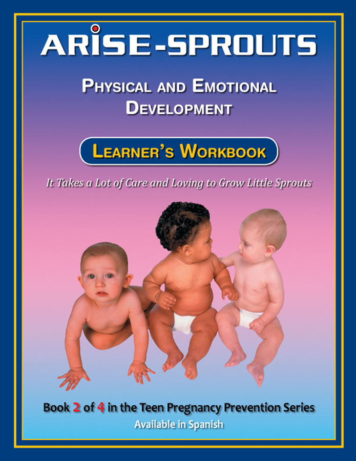 Sprouts: Physical and Emotional Development (Book 2) - Learner's Workbook