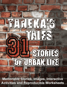 Taneka's Tales: 31 Stories of Urban Life